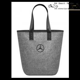 A Mercedes-Benz Shopper bag...