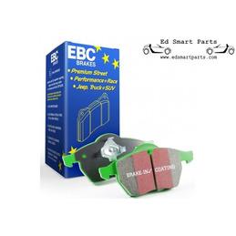 EBC Pastilhas de freio...