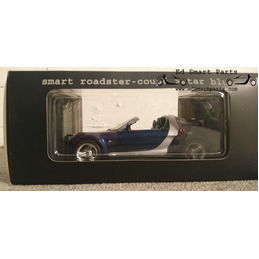 Smart Roadster Coupe  Blauw...
