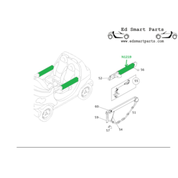Smart Crossblade Tür Arm...