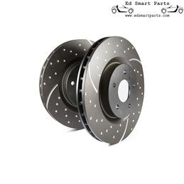 EBC Brake Disc Turbo...