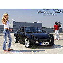 New Smart Roadster 16 inch...