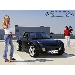 Nieuwe smart Roadster 16...