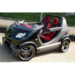 New Smart ForTwo Roadster...