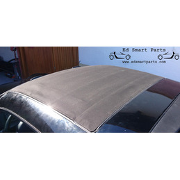 Smart Roadster Softtop roof  complete system - refurbished, new canvas