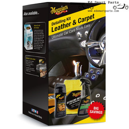 Meguiars Leather and Carpet...