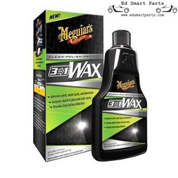 Meguiars 3-in-1 Wax 473ml +...