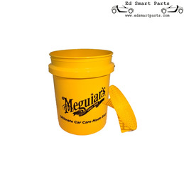 Meguiars Yellow Bucket...