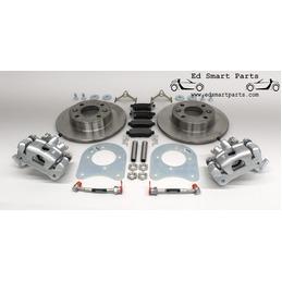 Rear disc brake conversion...