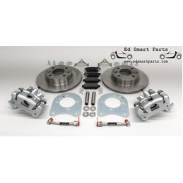 Rear disc brake conversion set 236 mm by S-Mann