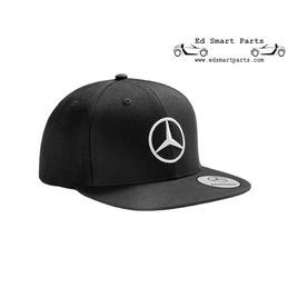 Flat brim cap, Mercedes-Benz