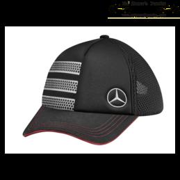 Mercedes cap Actros cotton black Mercedes-Benz Baseball Cap
