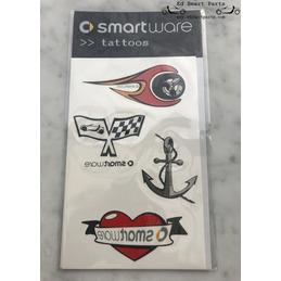 Genuine smartware Tattoos...