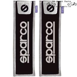 Sparco Set Shoulder Pads - Black/Grey
