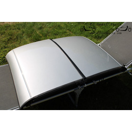 Smart Roadster Hardtop roof  Tridion Silver
