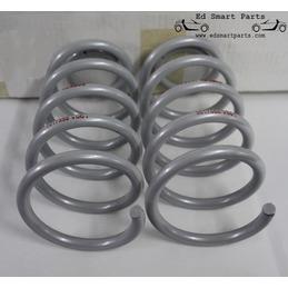 Smart Fortwo 450 Brabus coil springs pair