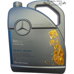 Mercedes 5W-40 Olio motore...