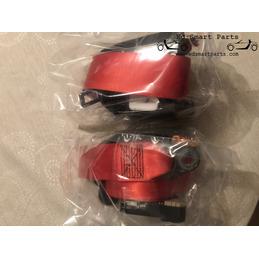 Smart roadster Seat Belts...