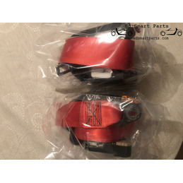 Smart roadster Sitzgurte...