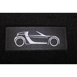 Tapetes para Smart roadster...