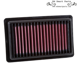 K&N Air Filter suitable for Smart Fortwo, Forfour 0.9, 1.0