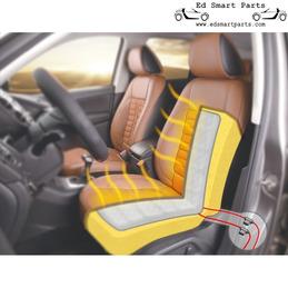 UNIVERSAL SPLIT PAD DESIGN SEAT HEATER KIT
