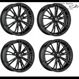 MSW X2 Wheels Gloss Black...
