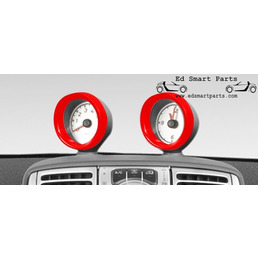 Smart Fortwo 451 Pod Ring -...