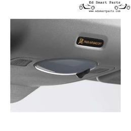 Airbag-uit-schakelaar met...