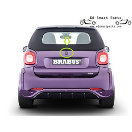 Smart Fortwo Forfour Brabus...