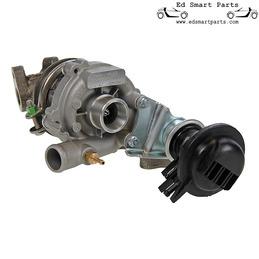 New Smart Roadster 452 45 kw turbo & manifold