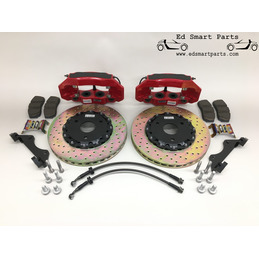 Smart ForTwo 453 Front disc...