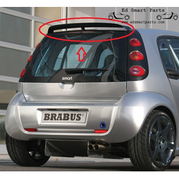 new Smart ForFour 454...