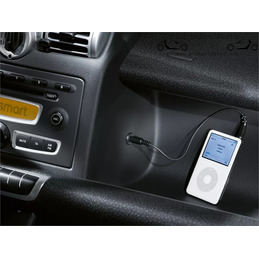SMART FORTWO 451 interface MP3