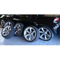 Smart roadster ruote